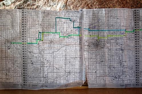 11 - Virden-Brandon map