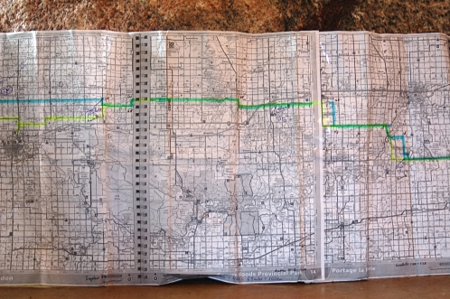 12 - MacGregor map