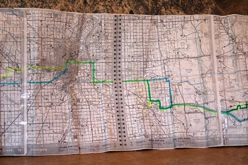 14 - Winnipeg map