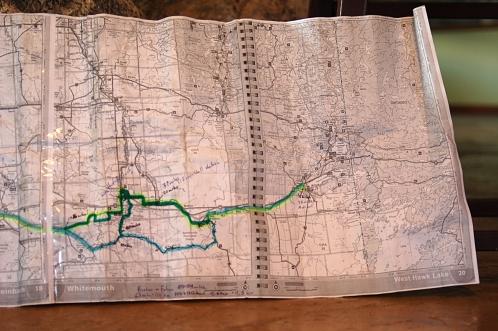 15 - Falcon map