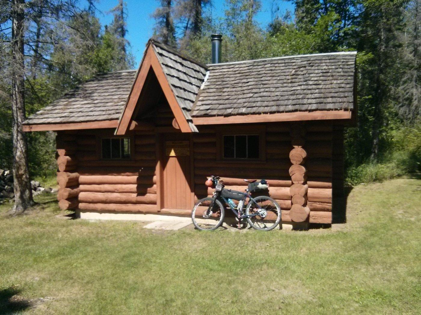 Jackfish Lake Cabin
