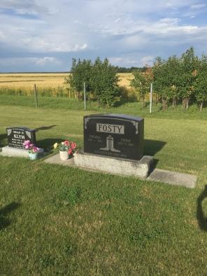 Grandparent`s Grave